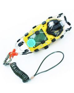 Dropsafe Mesh Pouch, for: Two-way radios and Portable Gas Detectors