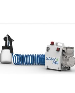 Sany-Air compressor-nebulizer