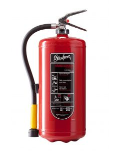 Skuteng - S9DF 9l  Foam extinguisher (27A - 183B) MED+EN3 approved, ss handle  -30