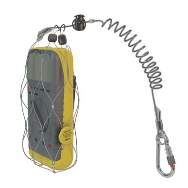 Dropsafe Mesh Pouch, for Two-way radios and Portable Gas Detectors