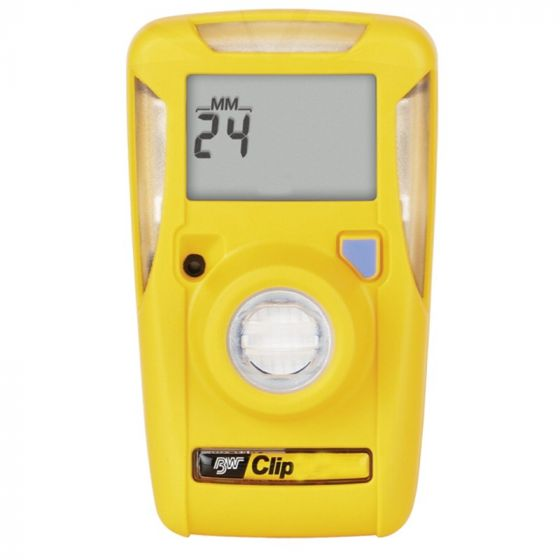 BW Clip 36 mnd - H2S  (Low-5 ppm/High-10 ppm) Real Time