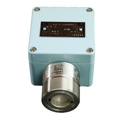Combustible gas sensor, certified Exd IIC T6, Poison Resist.